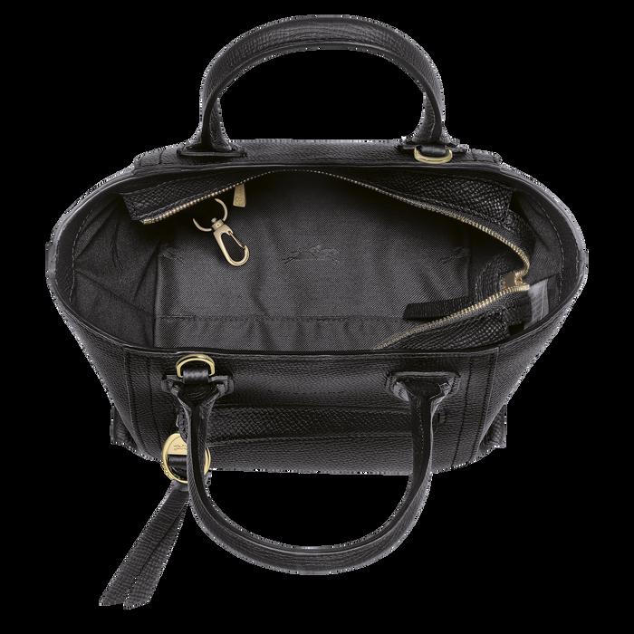Handtasche S, Schwarz - Ansicht 4 von 4.0 - Zoom vergrößern