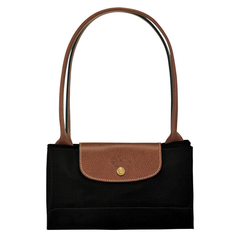 Shoulder bag L, Black - View 4 of  5 - zoom in
