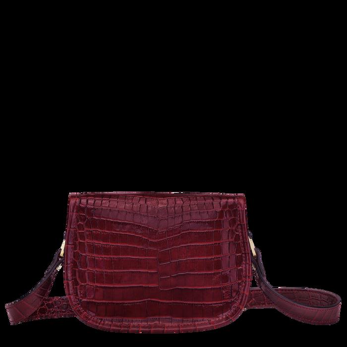 Crossbody bag XS, Burgundy - View 3 of  3 - zoom in