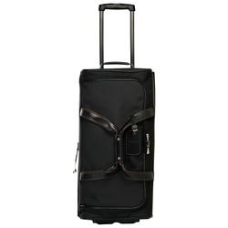 Wheeled travel bag M, 001 Black, hi-res