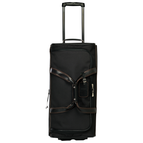 Wheeled travel bag M, 001 Black, hi-res