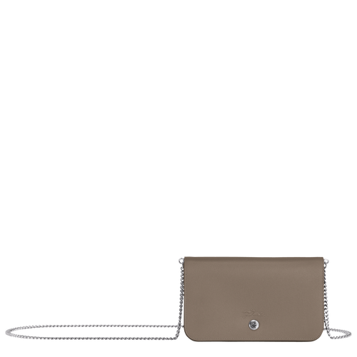 Wallet on chain, Taupe - View 1 of  3 -