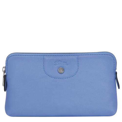 Pouch, Blue, hi-res - View 1 of 3