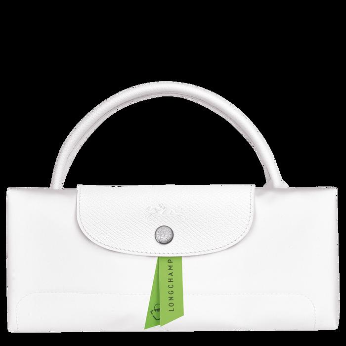 Le Pliage Green Travel bag L, Snow