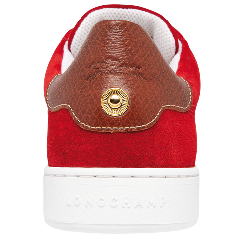 Sneakers, Red - View 3 of 5.0 -