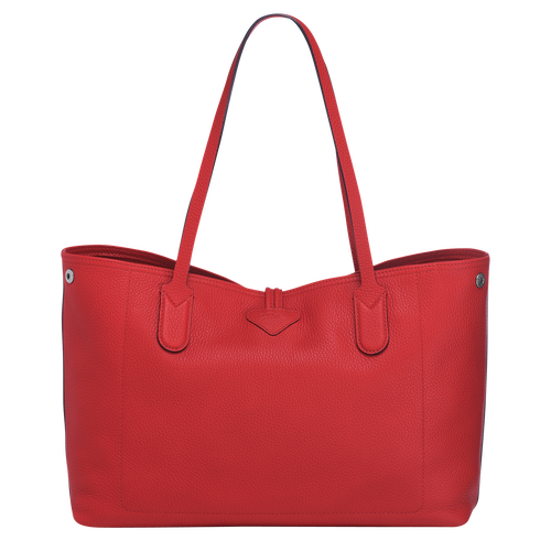 View 3 of Bolso shopper M, Rojo, hi-res