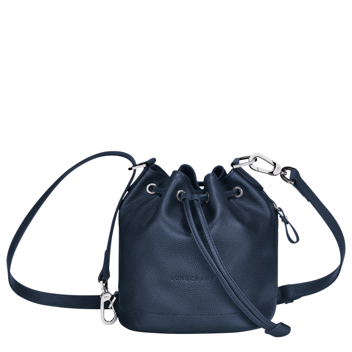 Bucket bag S, Navy - View 4 of 4 - zoom in