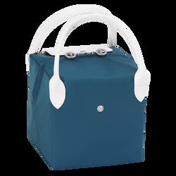 Handtasche S, E62 Blau/Weiss, hi-res