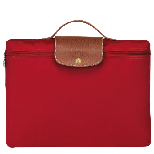 Briefcase, Red, hi-res - View 1 of 4