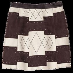 Skirt, 703 Ebony, hi-res