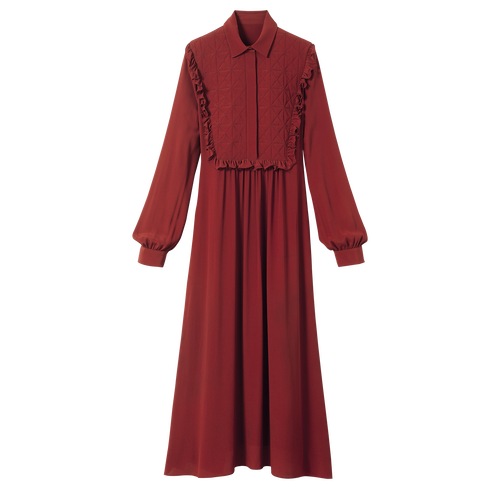Fall-Winter 2021 Collection Long dress, Sienna