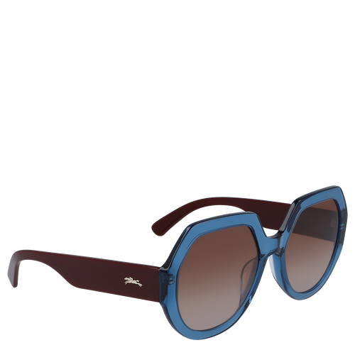 Sunglasses, Blue - View 2 of 3.0 -
