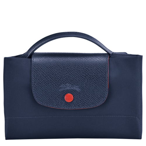 Briefcase S, Navy - View 4 of 5 -