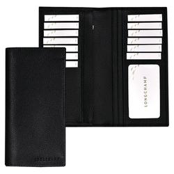 Long wallet, 047 Black, hi-res