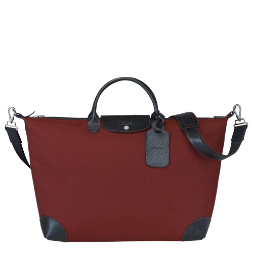 Travel bag, Red lacquer, hi-res - View 1 of 3