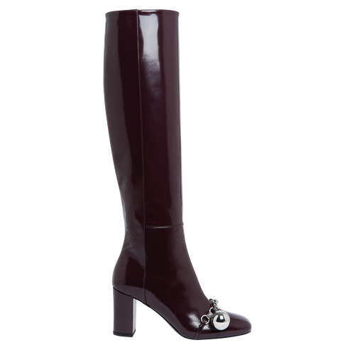 Boots, Aubergine - View 1 of  3 -
