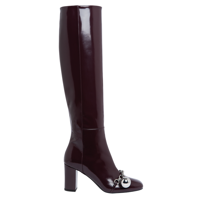 Boots, Aubergine - View 1 of  3 - zoom in