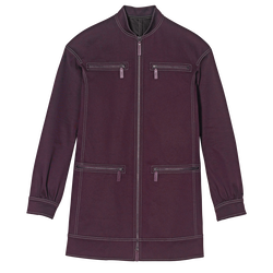 Jacket, P09 Plum, hi-res