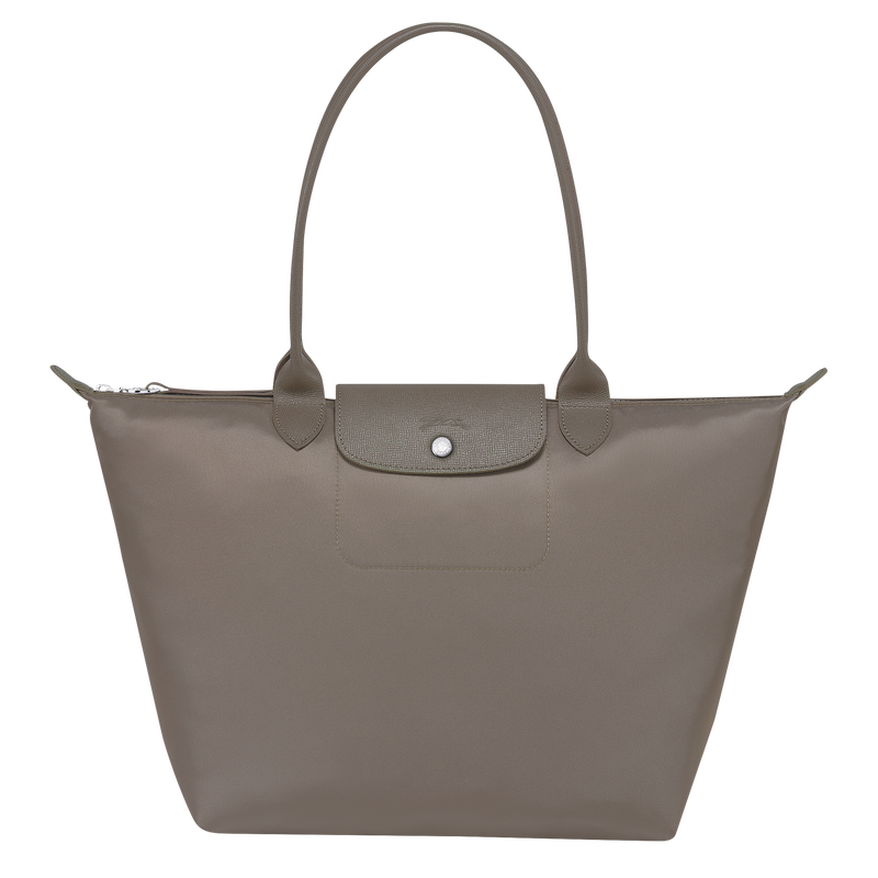 Shoulder bag L, Taupe - View 1 of  4 - zoom in