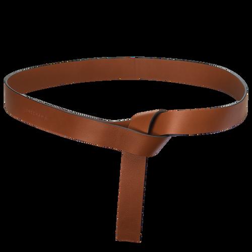 Ladies' belt, Cognac, hi-res - View 1 of 1