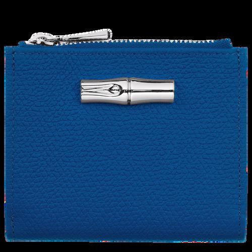 Cartera compacta, Azul - Vista 1 de 2 -