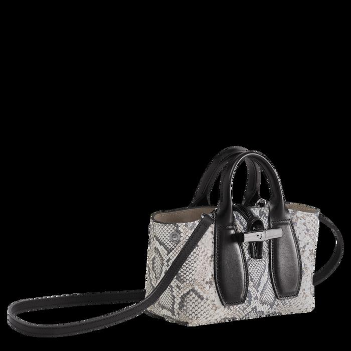 手提包 S, 黑/白色, hi-res - 2 的視圖 3