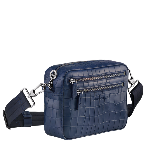 Crossbody bag, Navy, hi-res - View 2 of 3
