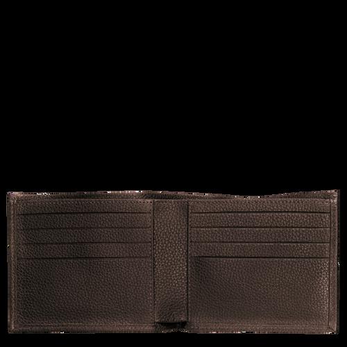 Wallet, Mocha, hi-res - View 2 of 3