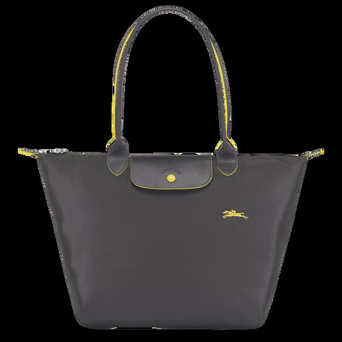 Shoulder bag L, Gun metal, hi-res - View 1 of 5