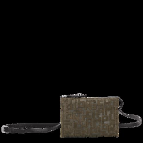Crossbody bag, Khaki, hi-res - View 1 of 3