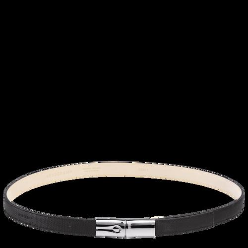 Ladies' belt, Black/Ebony - View 1 of 1 -