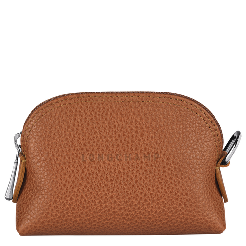 Coin purse, Caramel, hi-res - View 1 of 1