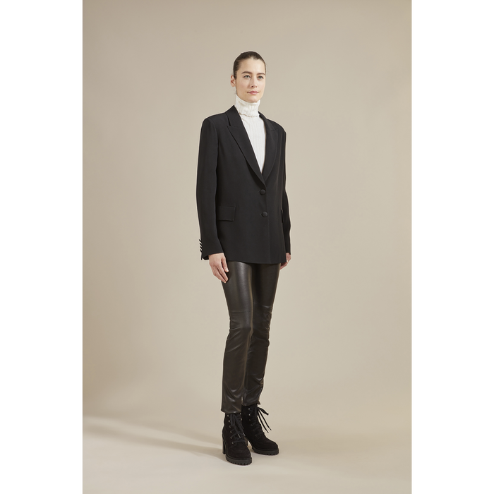 Collection Automne-Hiver 2020 Veste, Noir