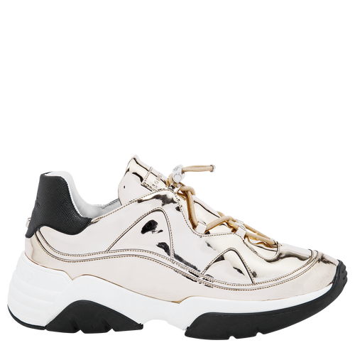 Sneakers, Pale Gold - View 1 of 5 -