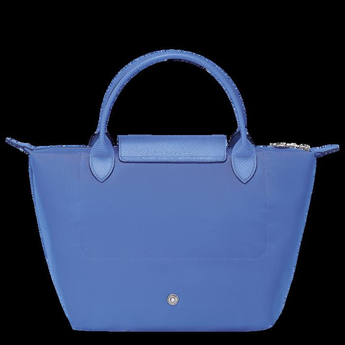 トップハンドルバッグ S, ブルー - ビュー 3: 4.0 - 拡大
