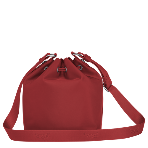 Bucket bag S, Red - View 3 of 4 -