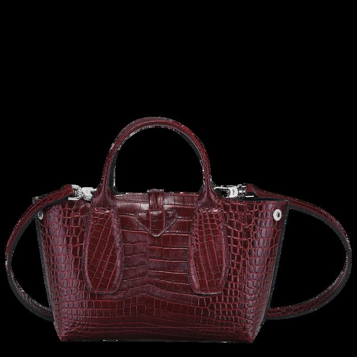 Top handle bag S, Burgundy - View 4 of 4 - zoom in