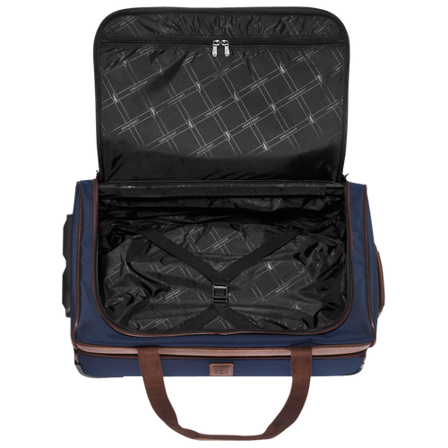 Wheeled duffle bag, Blue, hi-res - View 3 of 3