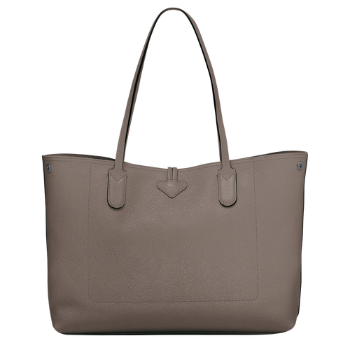 Shoulder  bag L, Grey - View 3 of  3 -