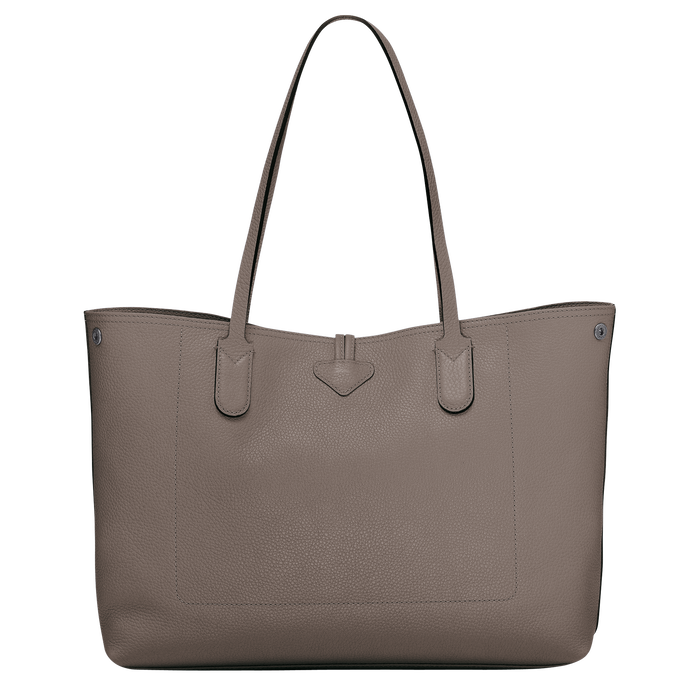 Shoulder  bag L, Grey - View 3 of  3 - zoom in