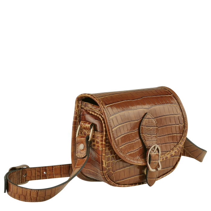 Longchamp 1980 Sac porté travers XS, Naturel