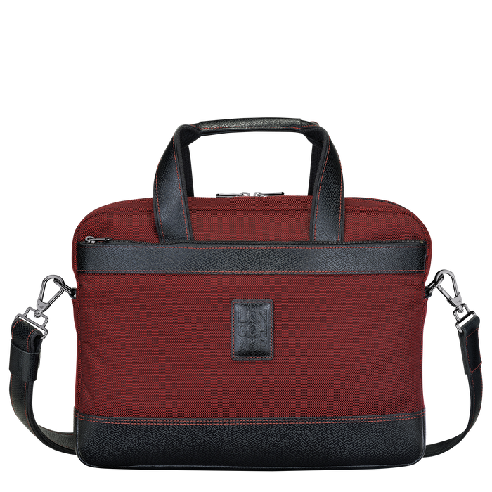 Briefcase S, Red lacquer - View 1 of  3 - zoom in