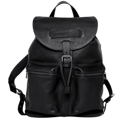 Backpack L, Black/Ebony - View 1 of  3 -