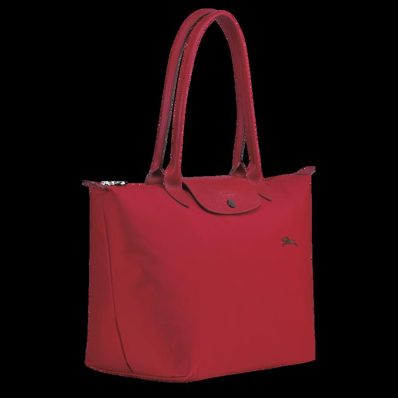 Le Pliage Club Shoulder bag L, Red