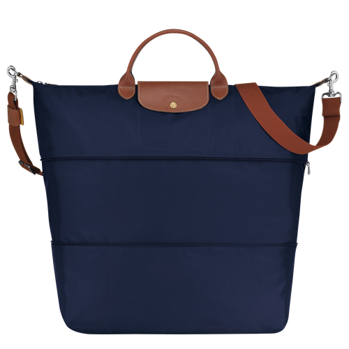 View 1 of Travel bag, Navy, hi-res