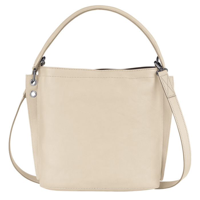 Crossbody bag, Ivory - View 3 of  3.0 - zoom in