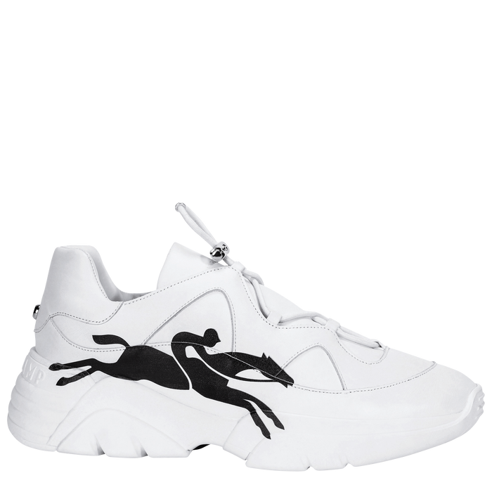 Sneakers, White, hi-res - View 4 of 6