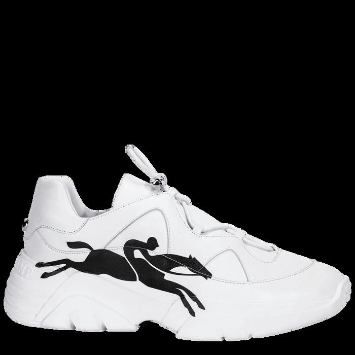 Sneaker, Weiss - Ansicht 4 von 6 - Zoom vergrößern