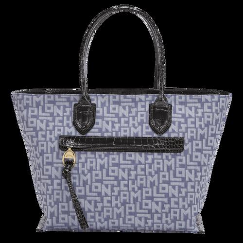 Top handle bag L, Blue - View 1 of  3 -
