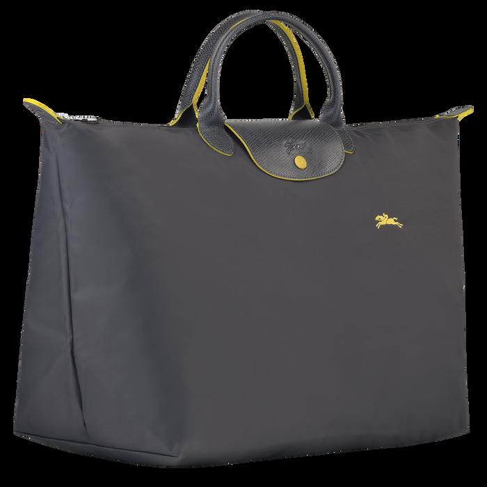 Le Pliage Club Travel bag L, Gun metal